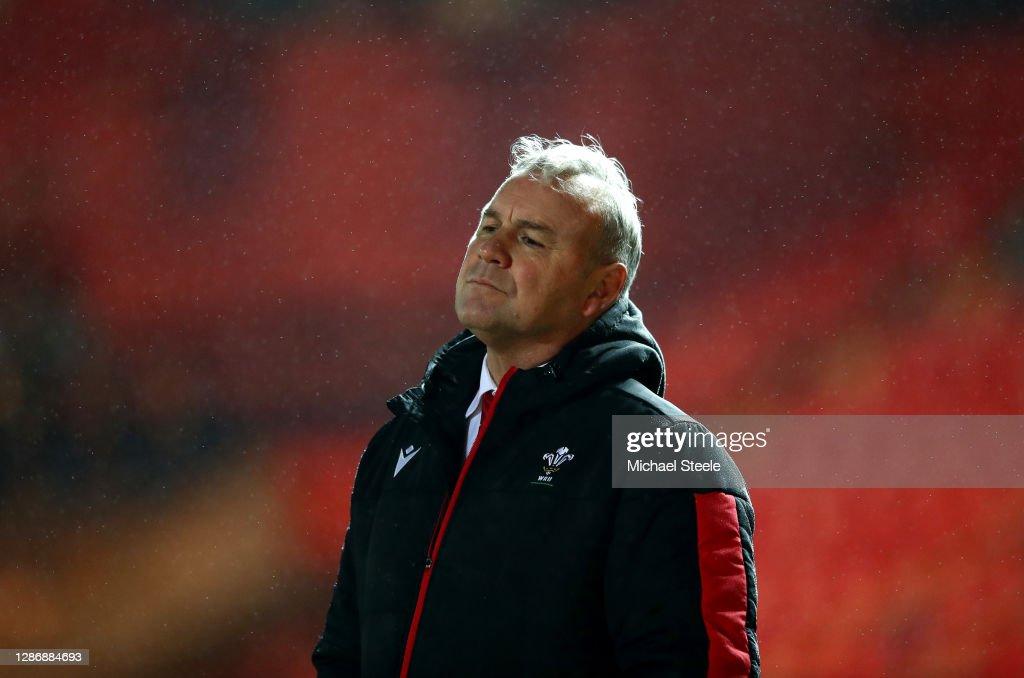 Wales v Georgia - Autumn Nations Cup 2020 : News Photo