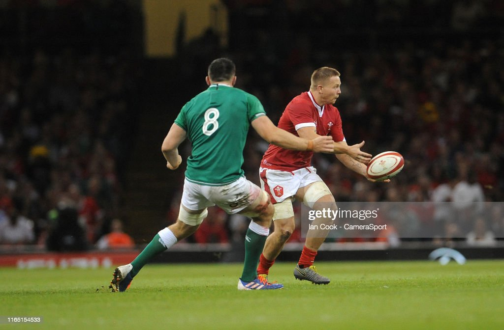 Wales v Ireland - International Match : News Photo