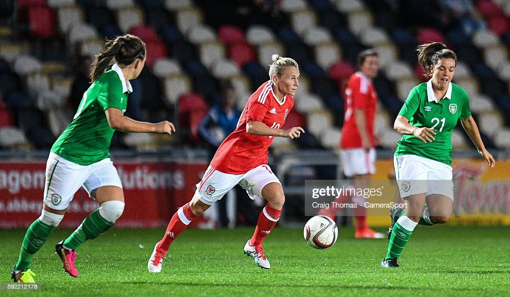 Wales v Republic of Ireland - Women's B International Friendly Challenge