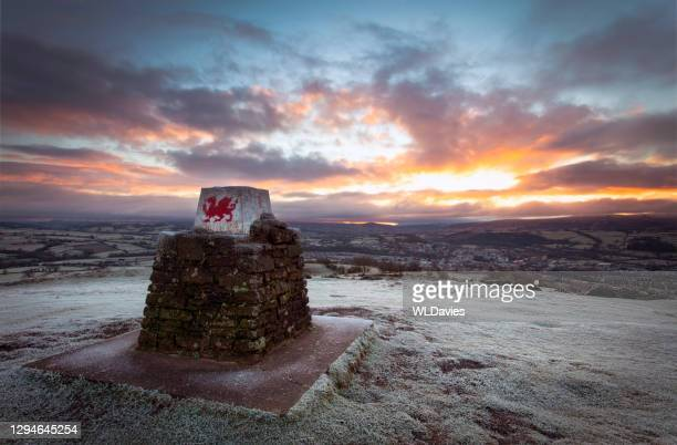 wales landscape - brecon beacons stock pictures, royalty-free photos & images
