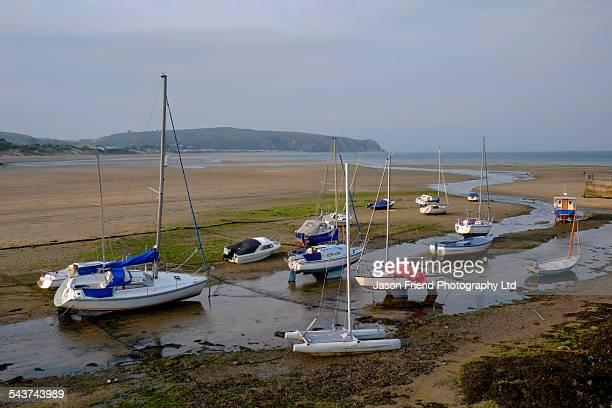 Wales,  LLeyn Peninsula, Abersoch.