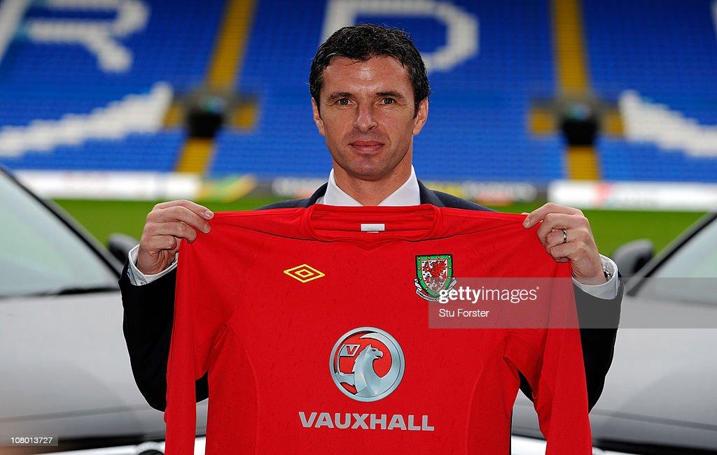 Wales FA Press Conference