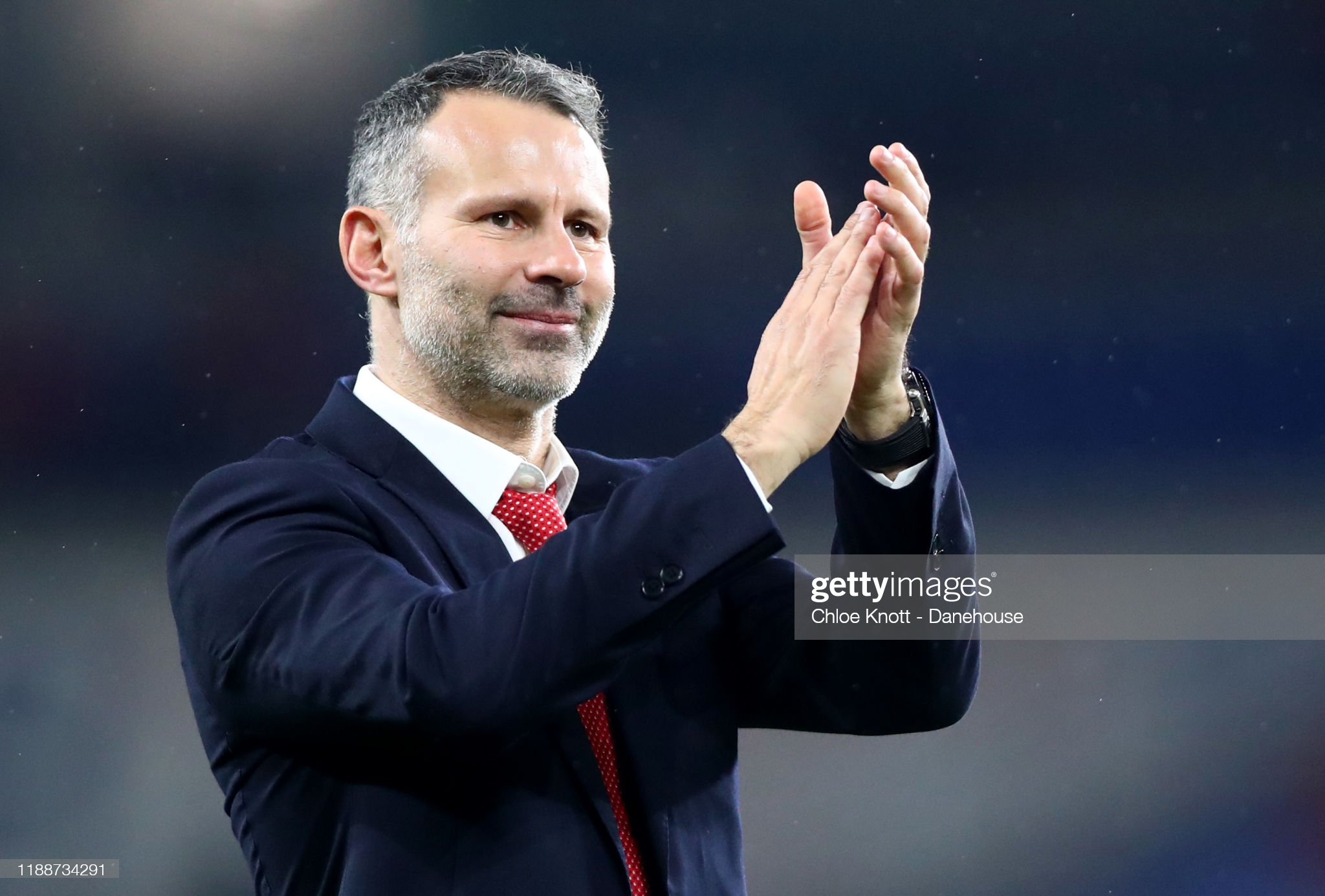 United Legend Ryan Giggs Wants To Model Wales On . . . Liverpool