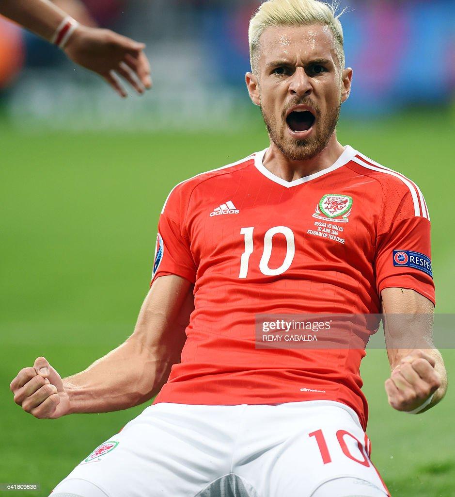 FBL-EURO-2016-MATCH27-RUS-WAL : News Photo