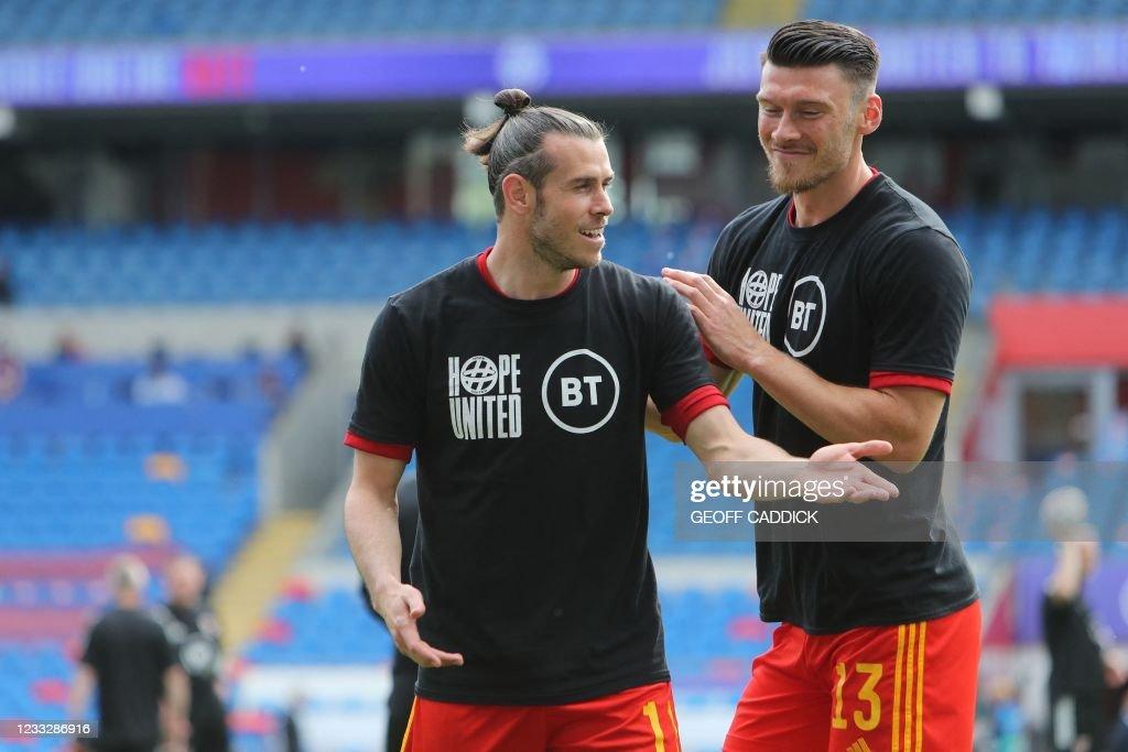 FBL-EURO-2020-2021-FRIENDLY-WAL-ALB : News Photo