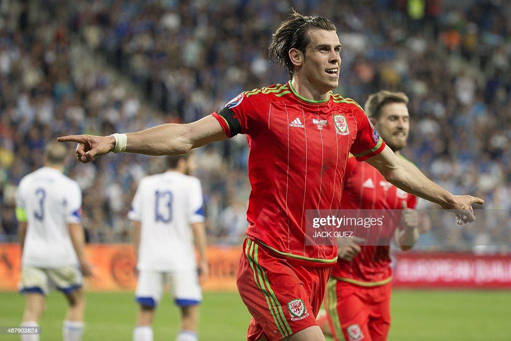 FBL-EURO-2016-ISR-WAL : News Photo