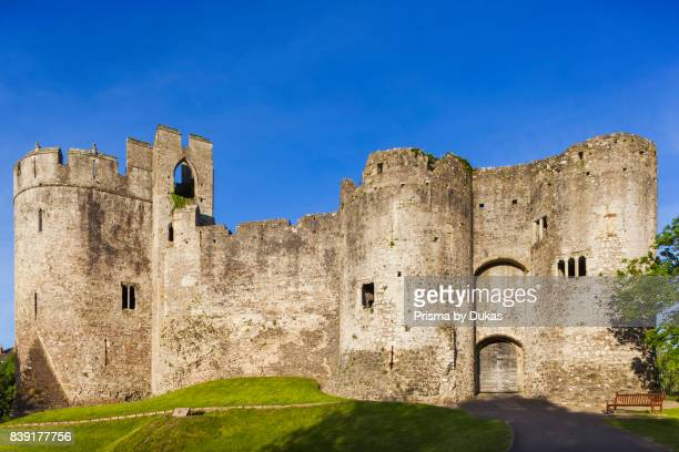 Wales Monmouthshire Chepstow Chepstow Castle