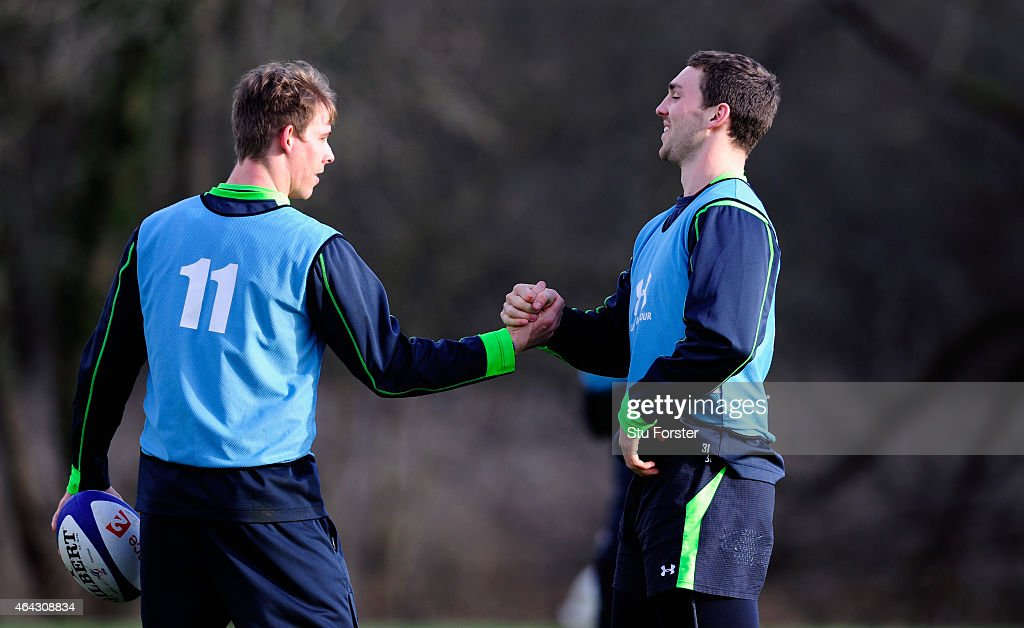Wales Training Session : News Photo