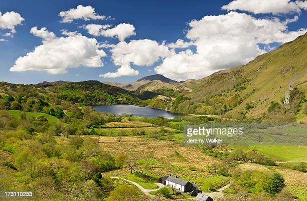 wales - snowdonia stock photos and pictures