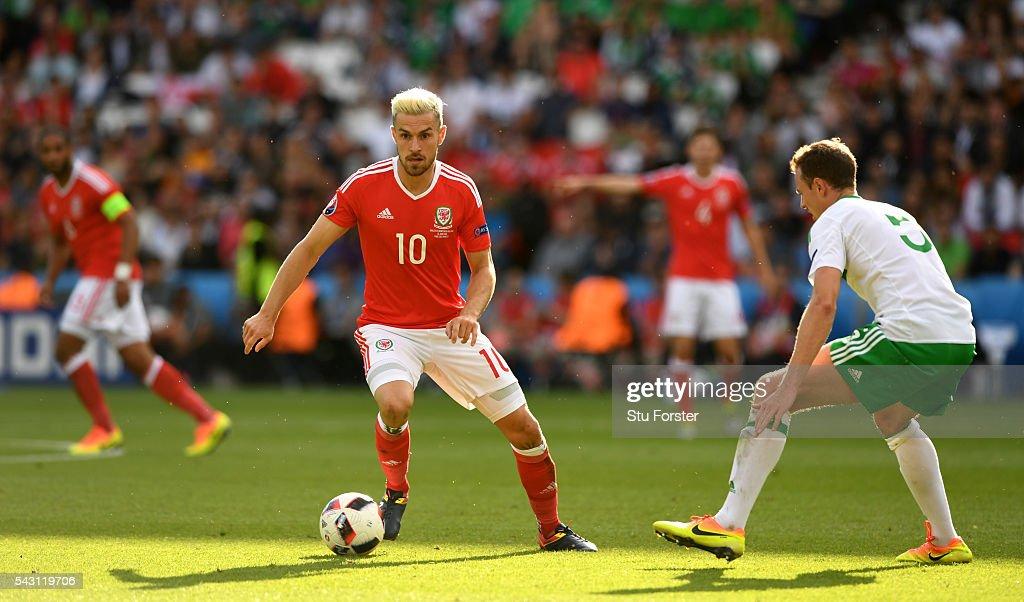 Wales v Northern Ireland - Round of 16: UEFA Euro 2016 : News Photo