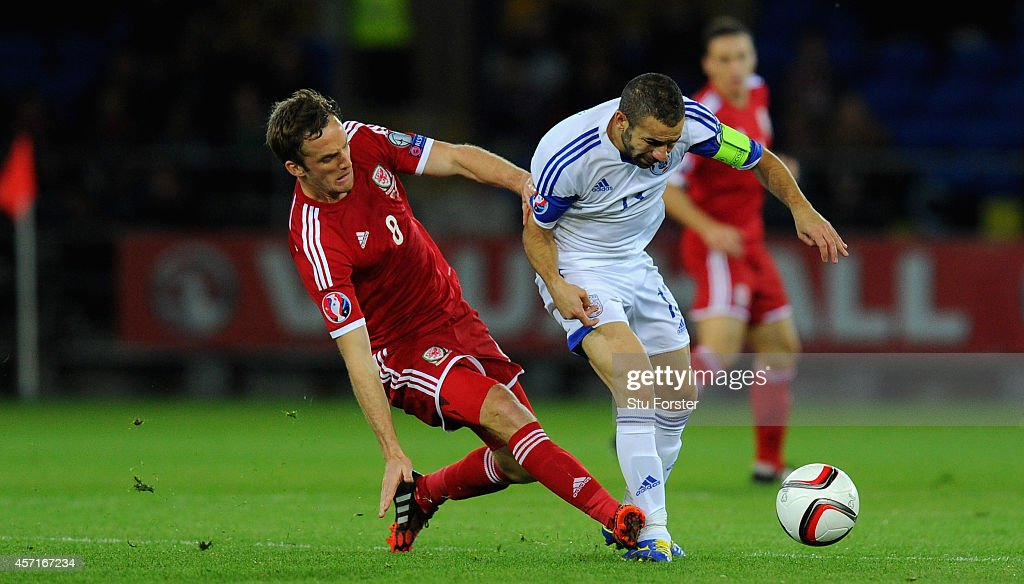 Wales v Cyprus - EURO 2016 Qualifier