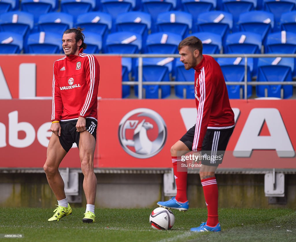 Wales Training Session : News Photo