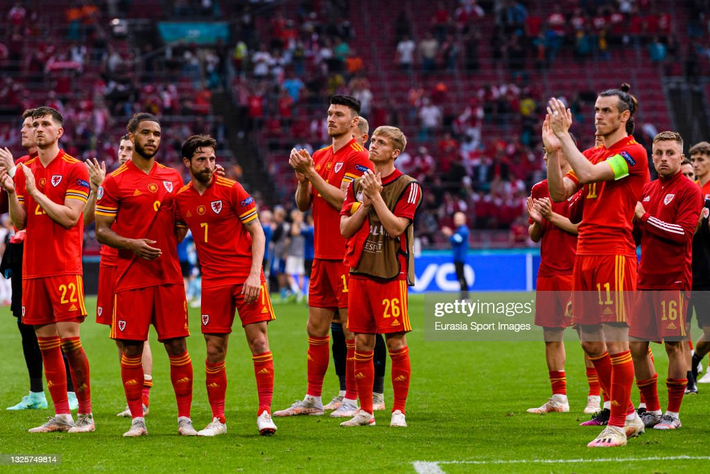 Wales v Denmark - UEFA Euro 2020: Round of 16 : News Photo