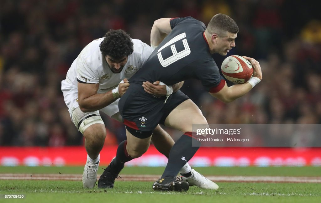 Wales v Georgia - Autumn International - Principality Stadium : News Photo