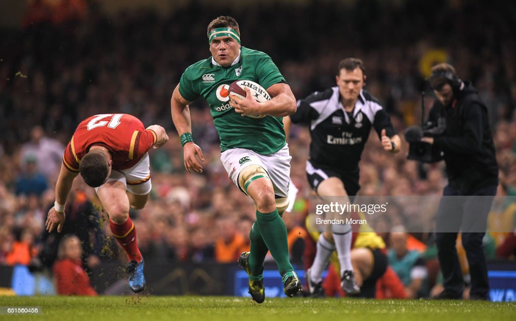 Wales v Ireland - RBS Six Nations Rugby Championship : ニュース写真