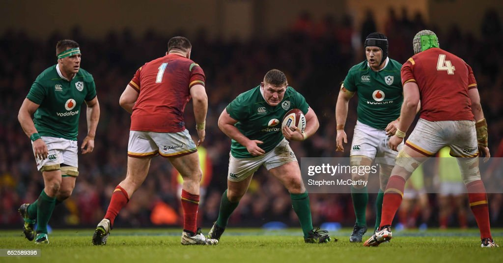 Wales v Ireland - RBS Six Nations Rugby Championship : News Photo