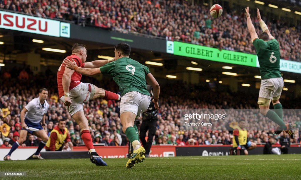 Wales v Ireland - Guinness Six Nations Rugby Championship : News Photo