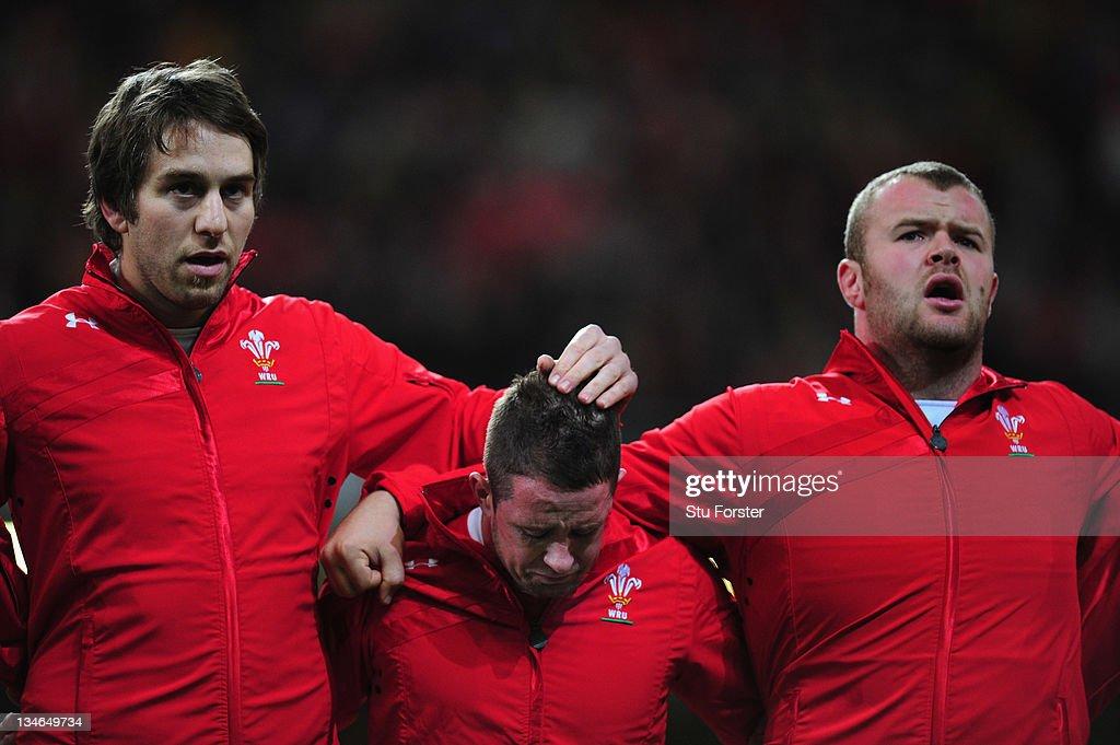 Wales v Australia : News Photo