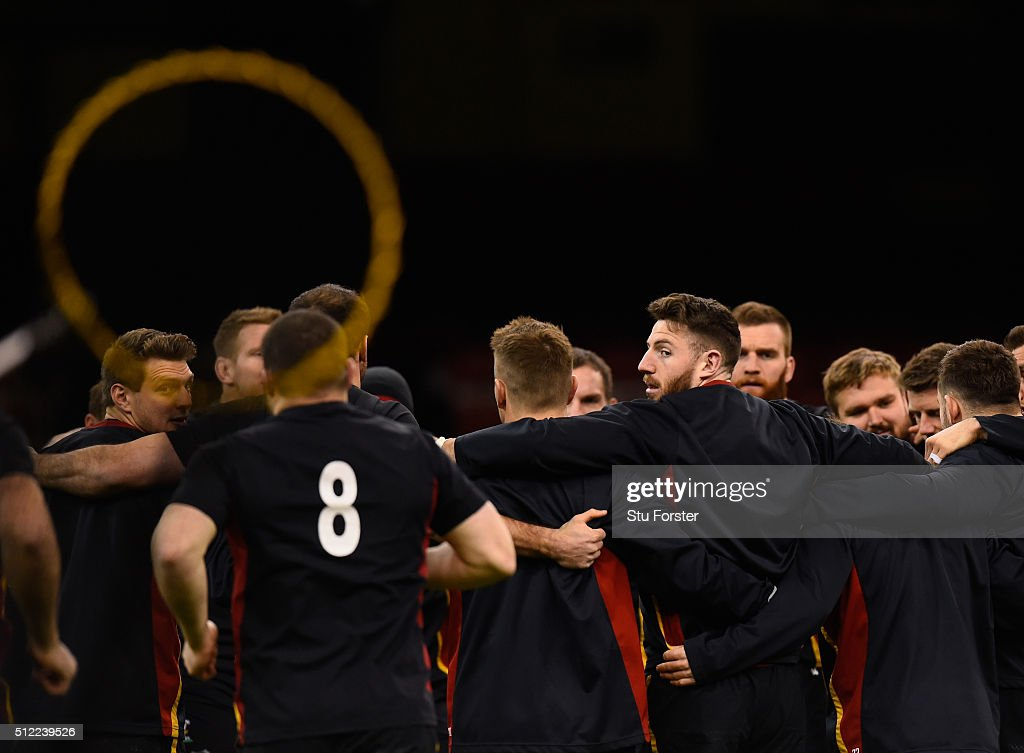 Wales Captains Run