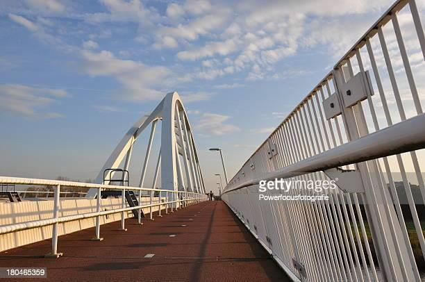 Walfridis bridge Groningen NL