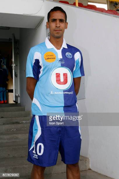 Walid MESLOUB Le Havre / Epinal Match Amical Vittel