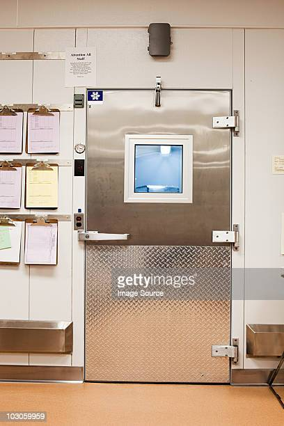 Restaurant Kitchen Door Stock Photos and Pictures | Getty Images
