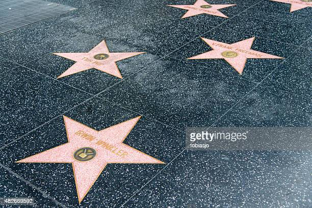 Walk of Fame Hollywood Star - Britney Spears
