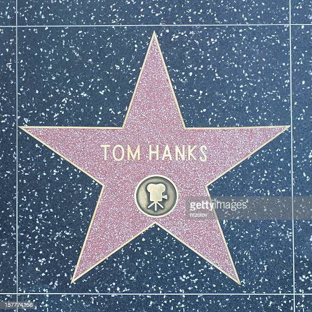 Walk of Fame Hollywood Star - Tom Hanks