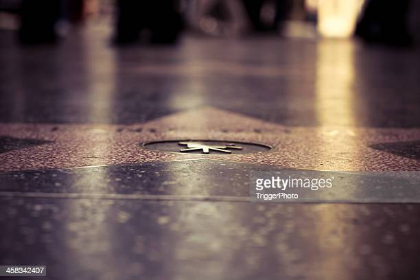 walk of fame - walk of fame stock pictures, royalty-free photos & images