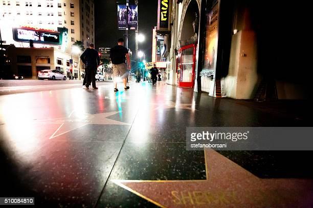 Passeio da Fama de Hollywood