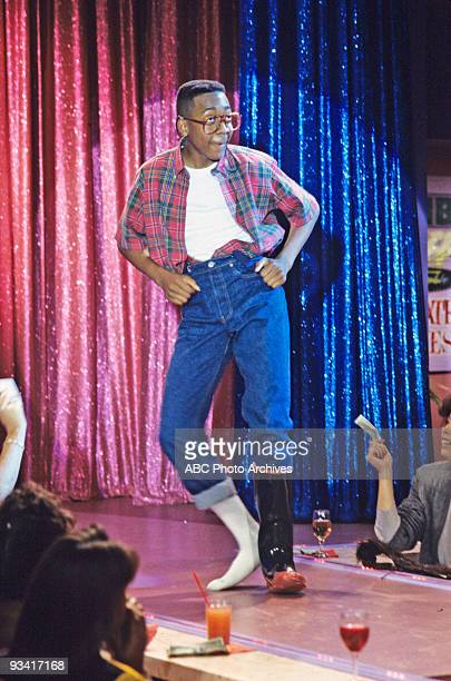 MATTERS Walk on the Wild Side Season Four 3/26/93 After he was mistaken for a strip club performer Urkel used part of his act to warn Laura about who...