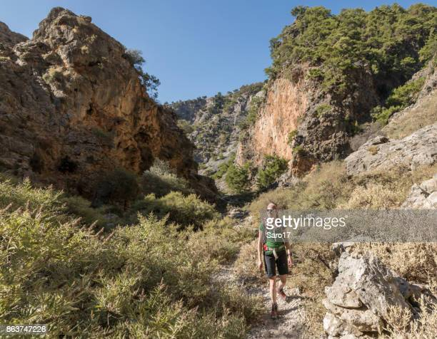 Walk the Aradena Gorge, Crete.