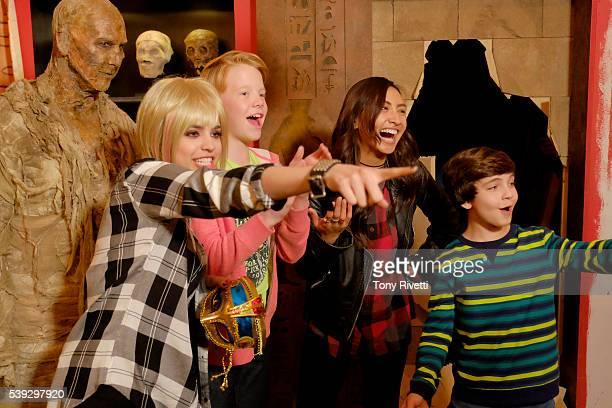 PRANK 'Walk the Prank Adventures in Babysitting The team enlists Disney Channel Original Movie's 'Adventures in Babysitting' stars Sofia Carson and...