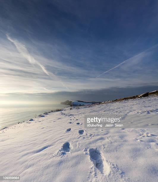 'walk this way' for the monday blues. - s0ulsurfing stock-fotos und bilder