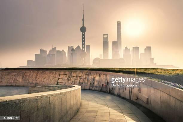 Walk through Shanghai