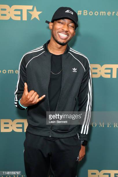 Walker attends BET's Boomerang Emmy FYC Screening Event at Paramount Theater on the Paramount Studios lot on May 09 2019 in Hollywood California