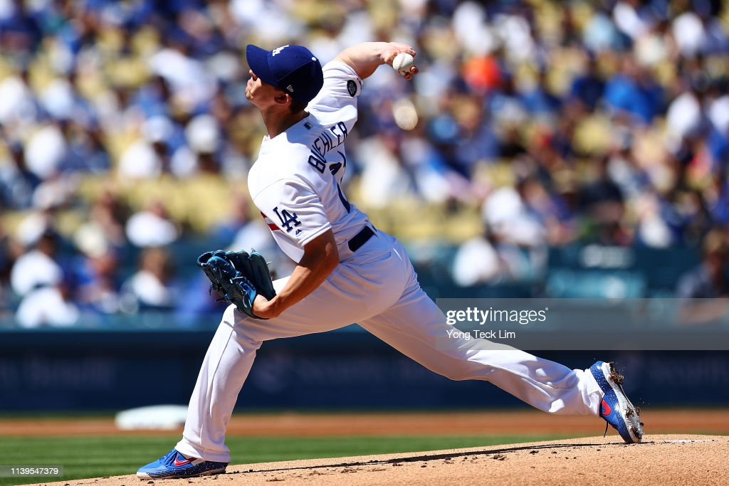 Arizona Diamondbacks v Los Angeles Dodgers : News Photo