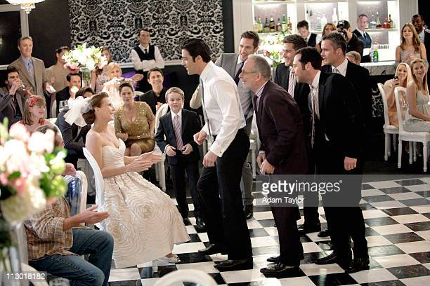BROTHERS SISTERS Walker Down the Aisle As Sarah and Luc's nuptials approach plans go horribly awry and the Walkers learn several surprising lessons...