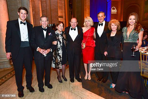 Walker Forehand Morris Offit Nancy Offit Gene Ludwig Maria Brand Jack Brand Kristin Forehand and Carol Ludwig attend Lang Lang Friends Gala Concert...