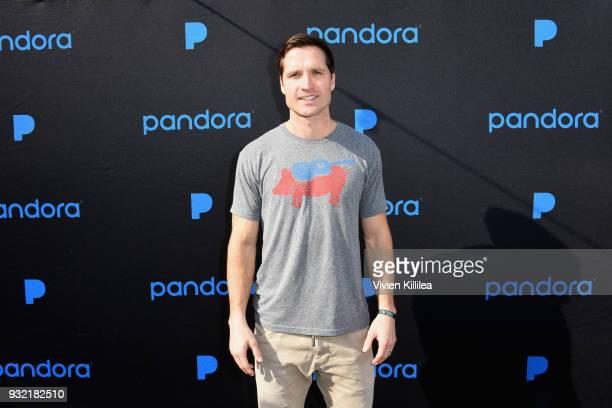 Walker Hayes attends Pandora SXSW 2018 on March 14 2018 in Austin Texas