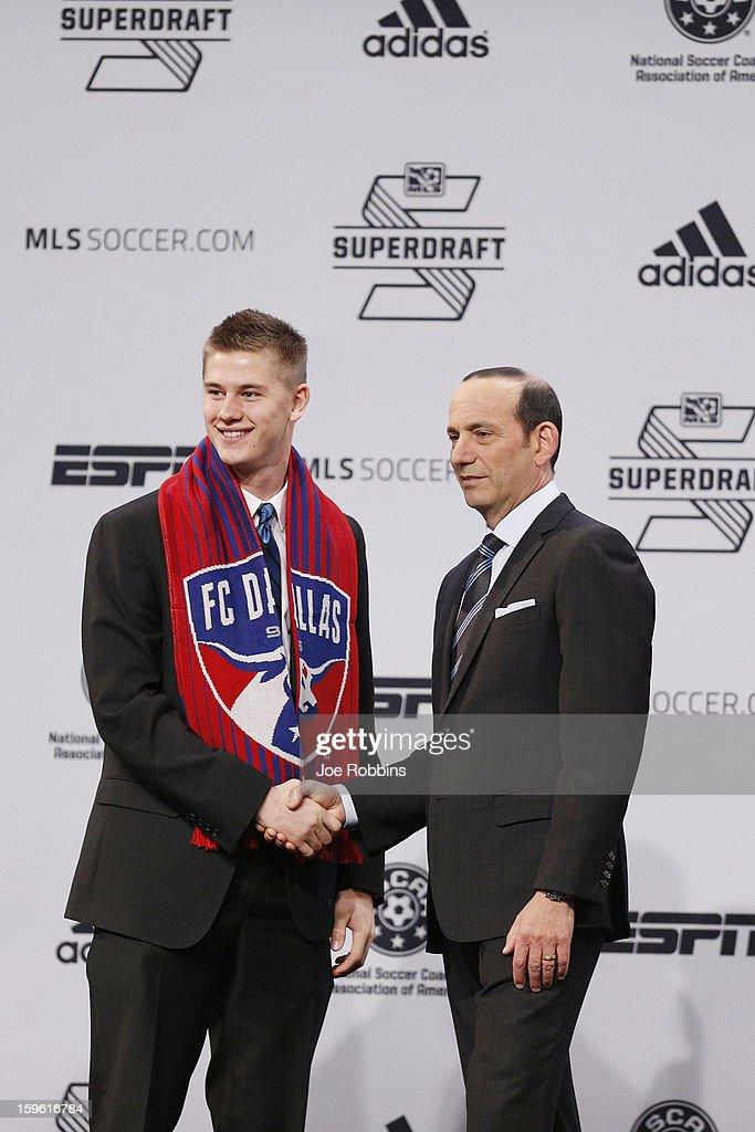 2013 MLS SuperDraft Presented By Adidas : News Photo