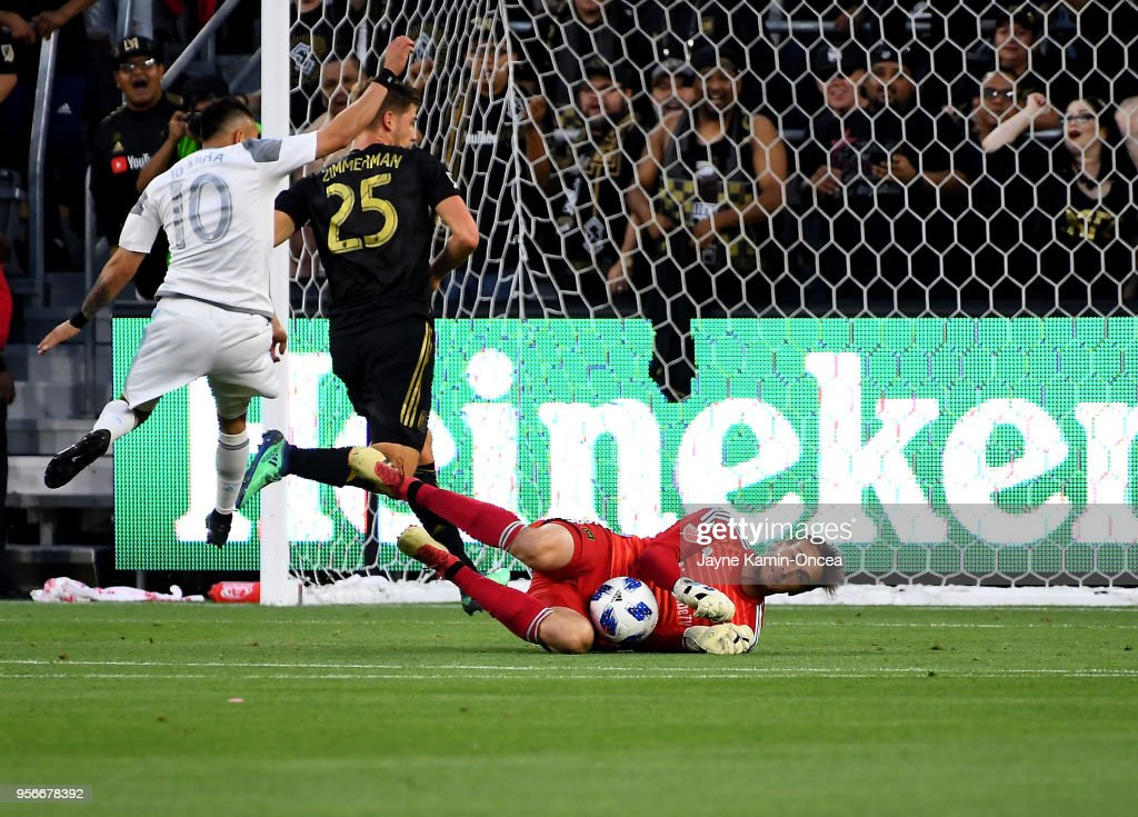 Minnesota United v Los Angeles FC : News Photo