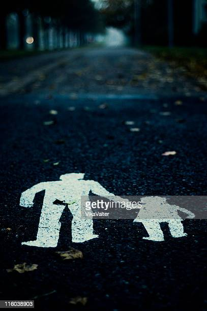 walkers - child abuse stock pictures, royalty-free photos & images