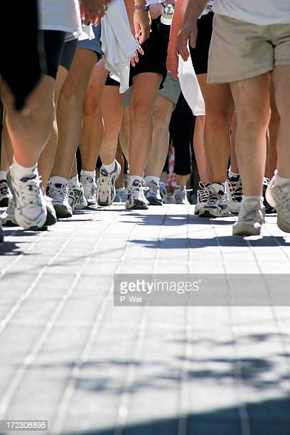 walkers - charity benefit stock pictures, royalty-free photos & images