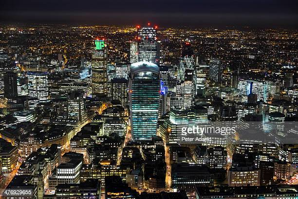 'Walkie Talkie' building, City of London, England