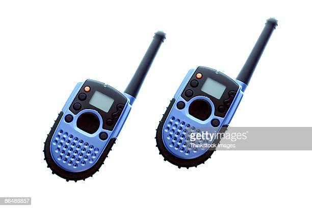 Walkie-talkies