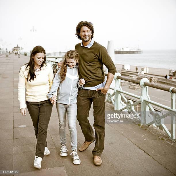Fuß in Brighton