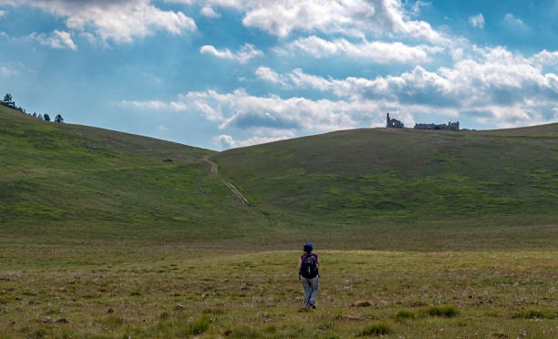 Walking in Campo Imperatore
