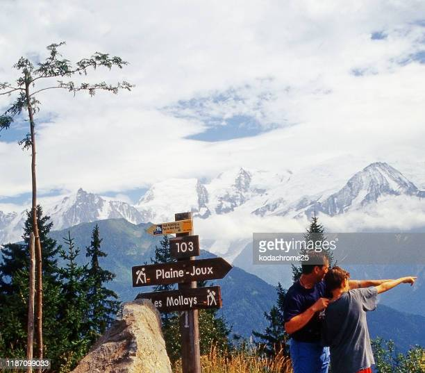 walking in the french alps - isere stock pictures, royalty-free photos & images
