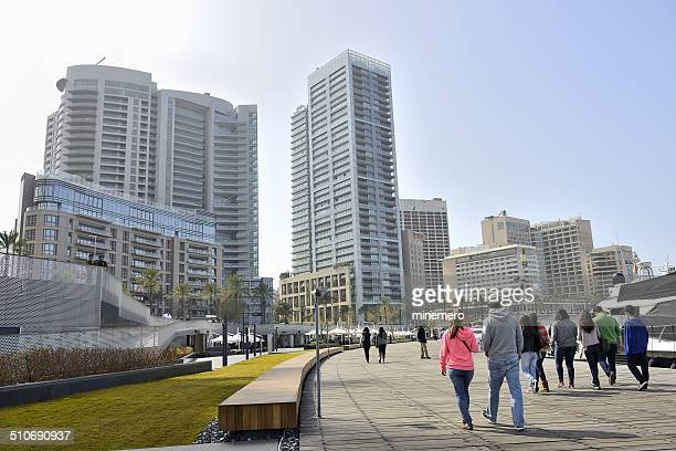 walking in the sunday morning - beirut stock pictures, royalty-free photos & images